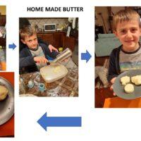Making-butter