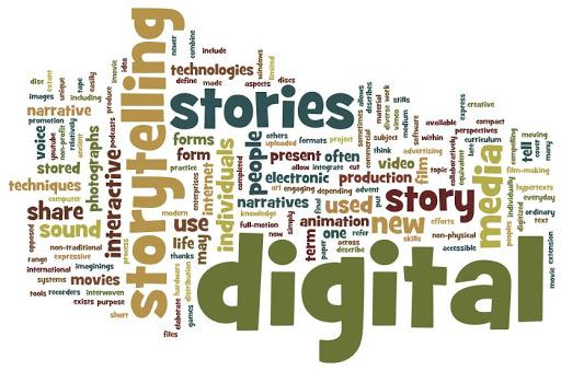 digital storytelling little england